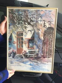 Framed Print of Church Street