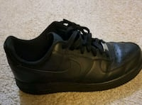 Size 11 Air force one's  Black Leesburg, 20175