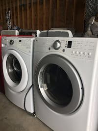 Washer and dryer set AUSTIN