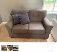 Couch, love seat and chaise lounge chair-450 takes them if you can pick up this weekend only! 8/16-8/17 Minneapolis