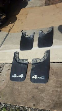 Set of factory Mud Flaps Toyota Tacoma pick up. $65.00. ono.