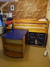 Scallywag cabin bed Leeds, LS27 8RU