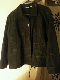 Chicos black nice jacket Tulsa, 74135