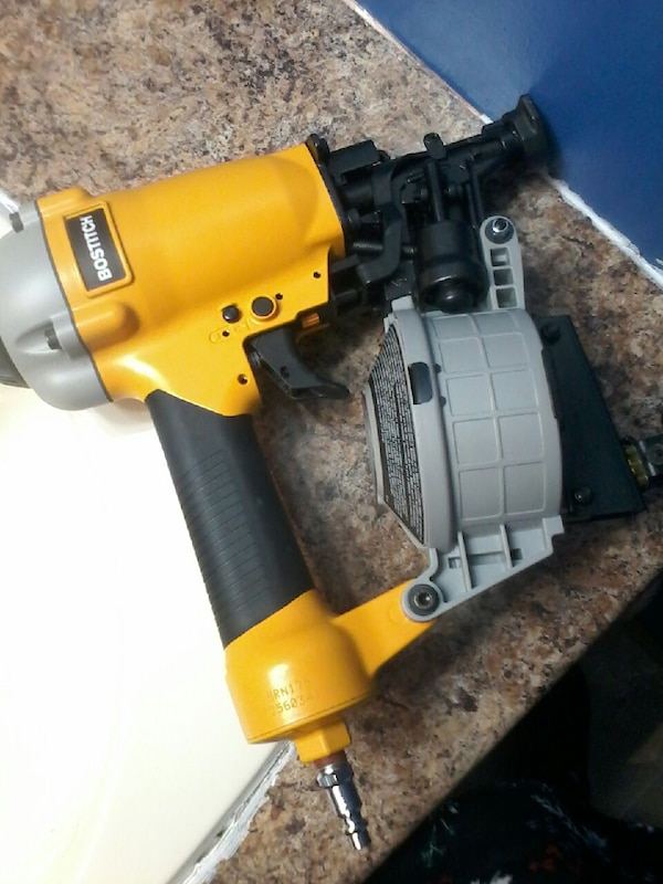 Bostitch roofing nailer new