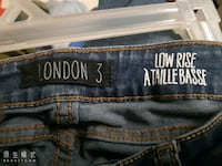 London  low rise size 3