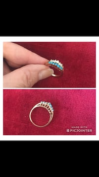 Gold 18 Karat Ring Stamped for Authenticity Toronto, M4A 1T7