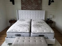 New condition Beautyrest 2 King Twin Arlington, 22207