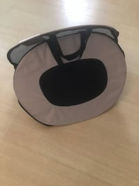 black and gray pet bed Port Charlotte, 33952
