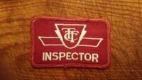 TTC patch Toronto, M6H 1E7