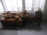 Basket collection- great for crafting! Trussville