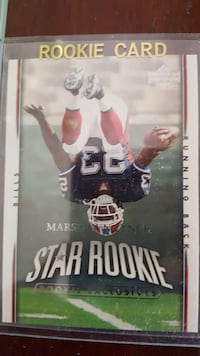 Marshawn Lynch Rookie Card