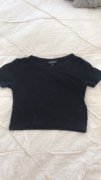 Women's Topshop Cropped Tee Vancouver