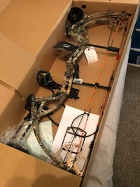 Bear Archery Compound bow