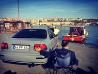 1998 Honda Civic 1.6 I-ES STD SRS ABS Zeytinburnu