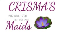 Crisma's maids house cleaning service Adelphi, 20783