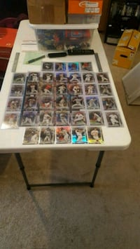 2019 Bowman Platinum 37 Count lot all top players