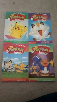 four assorted Disney story books Kitchener, N2E 4B4