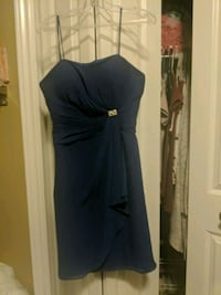 Dress for weddings can use for prom or any fancy occasion only worn 1x