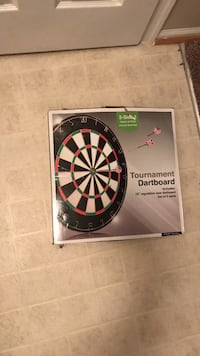 white and black dart board Frederick, 21702