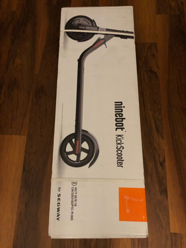 Segway Ninebot ES4 Scooter ***BRAND NEW***