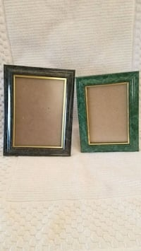 4x6 & 5x7 standing photo frames. Henderson, 89014