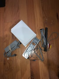 Nintendo Wii Sports White Console (NTSC). Included: Stafford, 22554