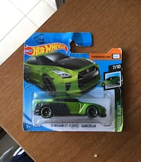 Nissan Gt-R35 17' Hot Wheels Yenimahalle, 06190