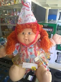 cabbage patch birthday doll Palm Bay, 32909