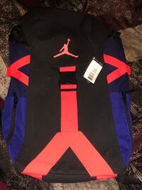 black and pink Nike backpack Tullahoma, 37388