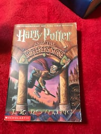 Harry Potters first edition 3 books J K Rowling 43 km