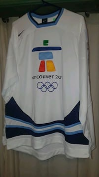 2010 Vancouver Winter Olympics Jersey
