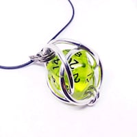 D20 Necklace/Keychain Joplin, 64804