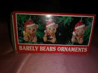 ceramic bear ornament Portland, 97220