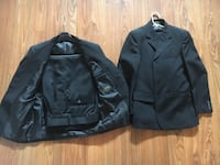 black zip-up jacket Halifax