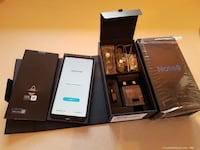 Samsung Galaxy Note 8 Midnight Black OSLO