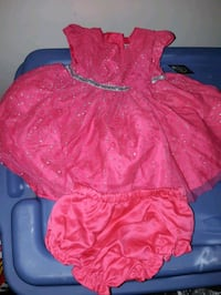 Two-piece dress!!! 0-3 month's! Toronto, M1E 2N1