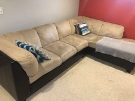 Entertainment Sectional need gone tonight - I will be home at 6pm