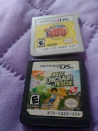 3ds game and ds game(used) Queens, 11418