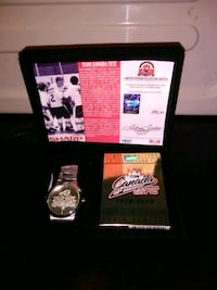 1972 Team Canada collectors watch and card set