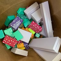 Assorted jewelry gift boxes Littleton, 80127
