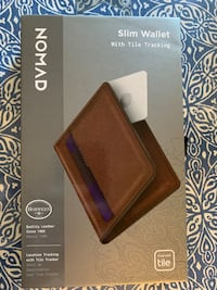 Nomad Slim Wallet with Tile Tracking Mississauga, L5A 4C3