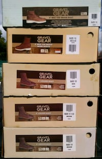 Work Boots sizes 11.5-13 (1) pair 12W Fort Myers, 33908