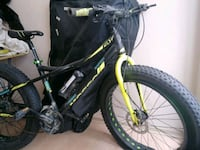mosso bigfoot fat bike sisman bisiklet