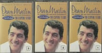 Cassettes - Dean Martin - His Greatest Hits & Performances   The Capitol Years  In good condition  with original box and music insert sheet  (ref # bx4eb/et/apps) Newmarket