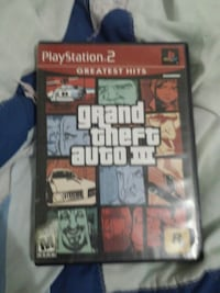 Grand Theft Auto IV Xbox 360 game case Winnipeg, R2Y 0K6