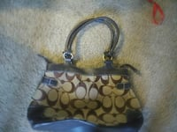 Brown coach purse San Jose, 95110