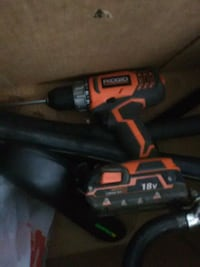 Used drill, comes with 1 Battery  Odessa