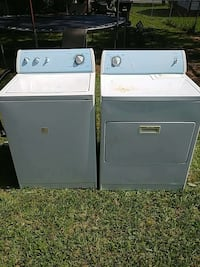 Whirlpool washer and dryer  Charlotte, 28204