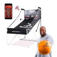Shaq cyber hoop play and stow arcade game fun for  Del City, 73115