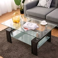Brand new glass coffee table still in box McLean, 22101